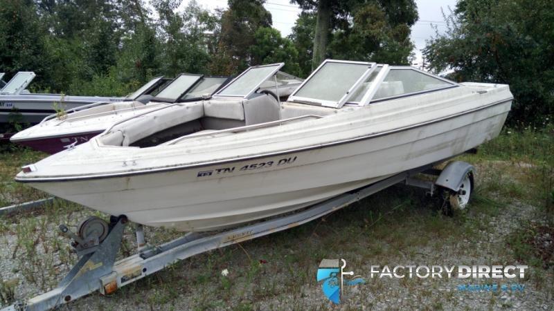 1984 Brunswick Boat Group Bayliner CAPRI 1950BR