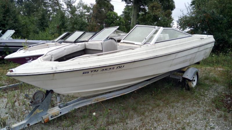 1984 Brunswick Boat Group Brunswick Boats BAYLINER CAPRI