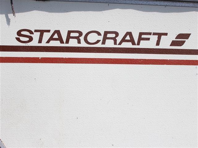 1986 Starcraft Marine Starcraft SLE