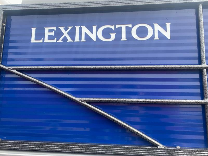 2019 International Pontoon Corporation Lexington 521