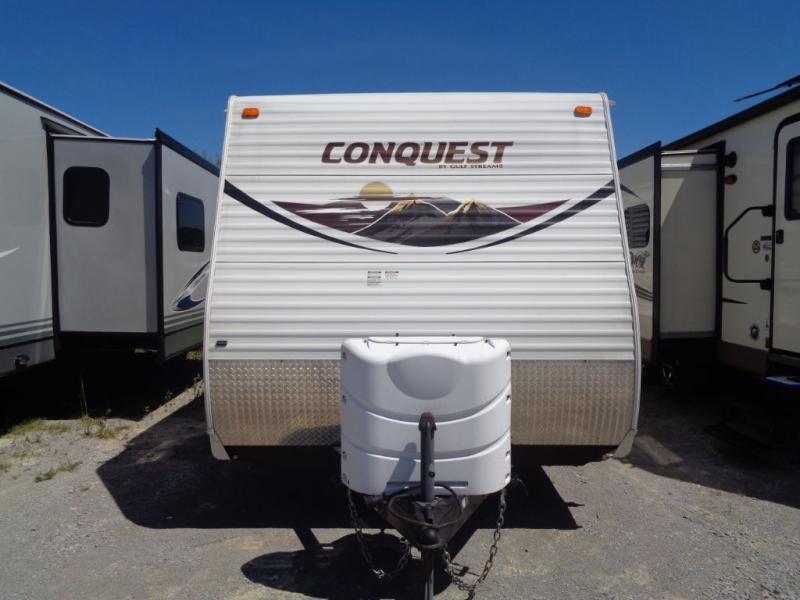 2013  Conquest 24RK