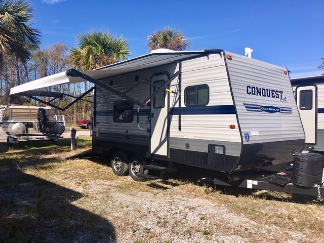 2019 Gulf Stream Coach Conquest 17TH