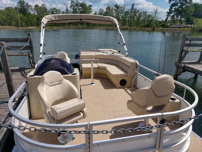 2020 Lexington Marine Group Lexington 319