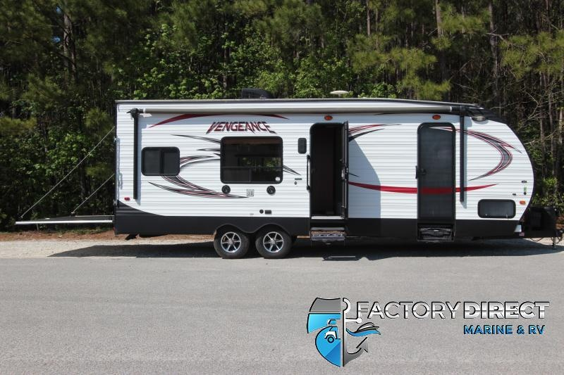 2015 Forest River, Inc Vengeance 25V