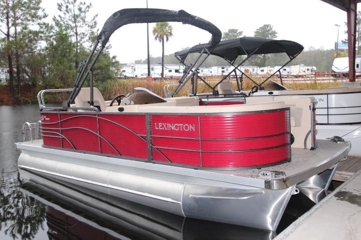 2020 International Pontoon Corporation Lexington 519