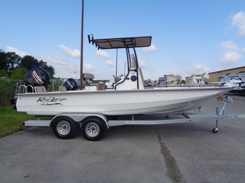 2019  Key Largo 2260 BAY