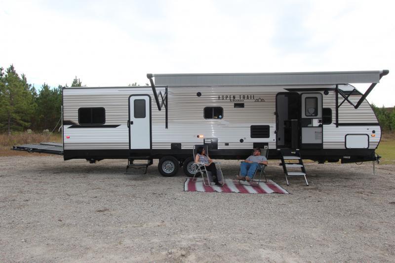 2020 Dutchmen Aspen Trail 3250THS