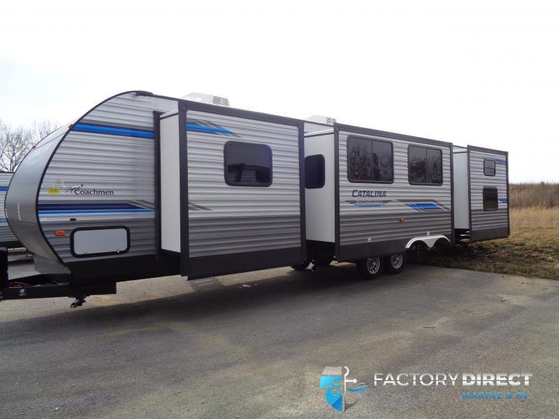 2020 Coachmen By Forest River Catalina 343BHTS