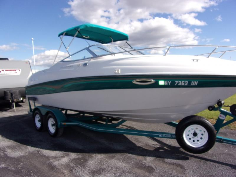 1997 Four Winns Four Winds 225 SUNDOWNER