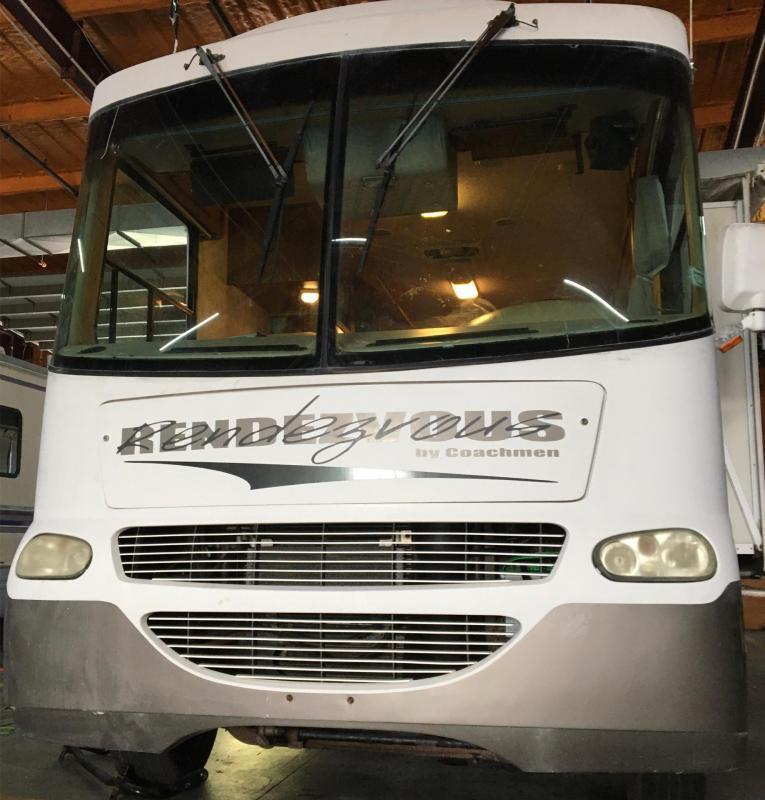 2003  Coachmen 342 RENDEVOUS