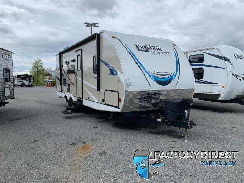 2018 Forest River Freedom Express 24SE
