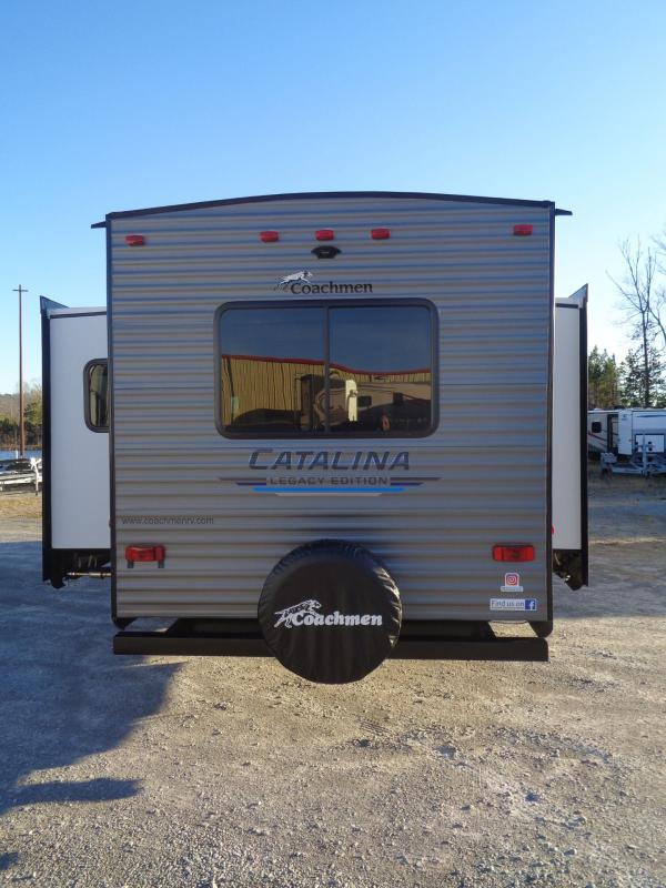 2020 Coachmen By Forest River Catalina 293RLDSLE