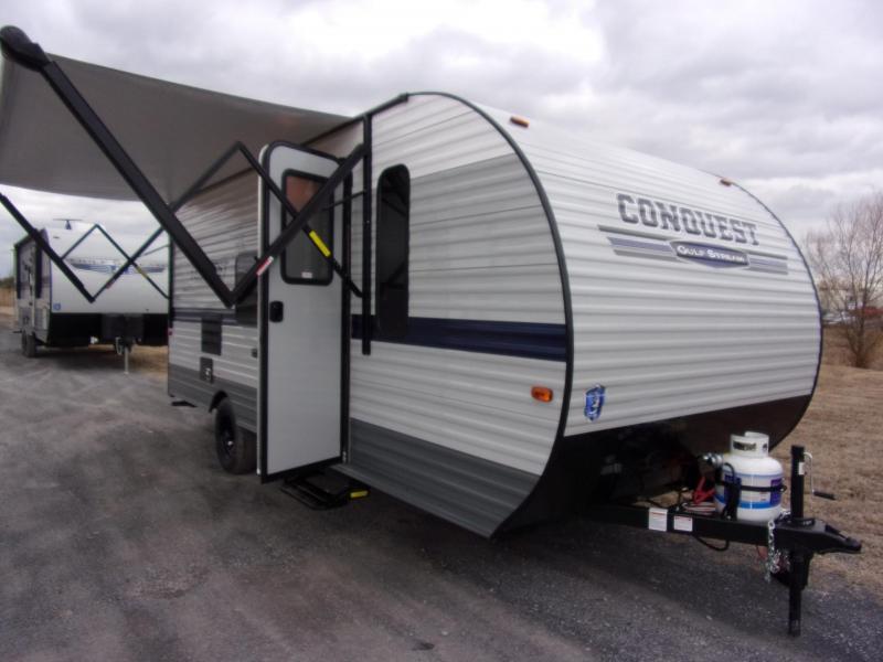 2021 Gulf Stream Coach Conquest 199RK