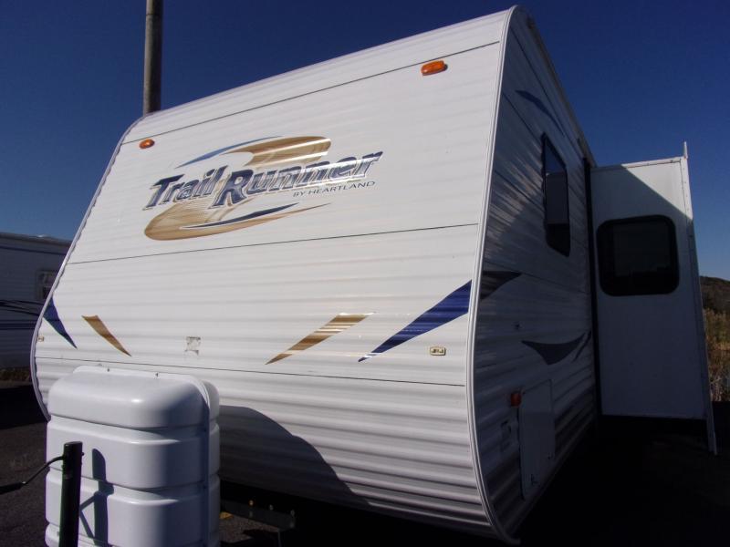 2011 Heartland Rvs Trail Runner 30FQBS