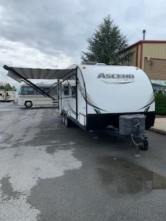 2015 Evergreen Ascend 231RKB