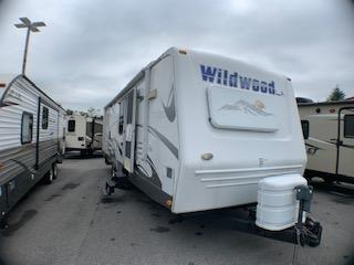 2008 Forest River Wildwood 292FKSS