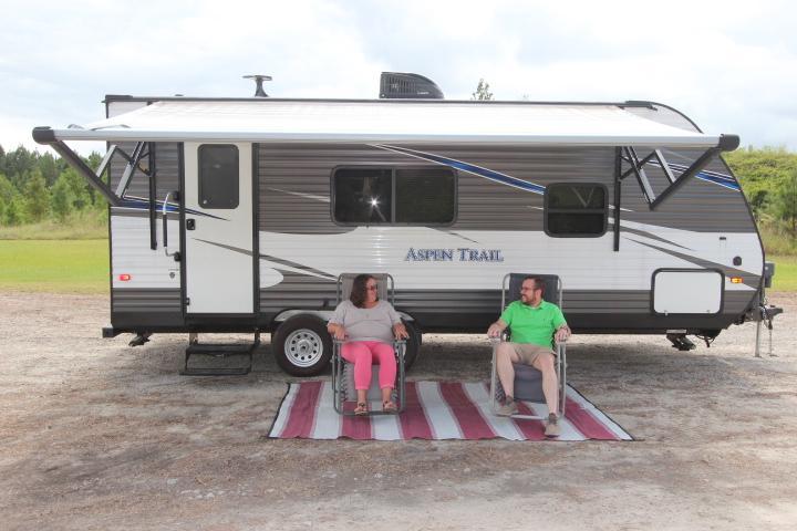2019  Aspen Trail 1900RB