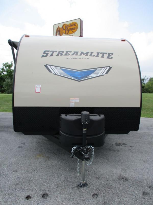 2020 Gulf Stream Coach Conquest 25BHS