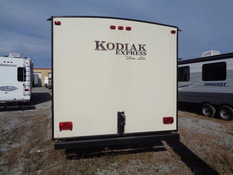 2016 Keystone Kodiak 201QB