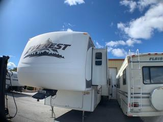 2007 Keystone Rv Company Everest 345S