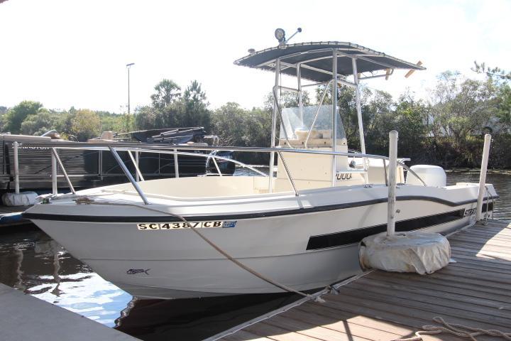 1995  Stratos Boats 2000