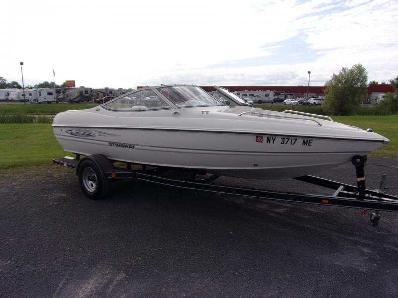 2008 Stingray Boat Co. Stingray 185LS