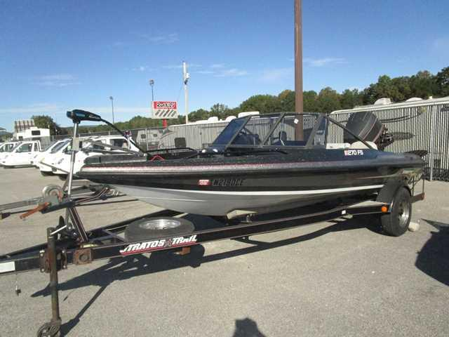 1990 Stratos Boats Stratos Boats 270FS