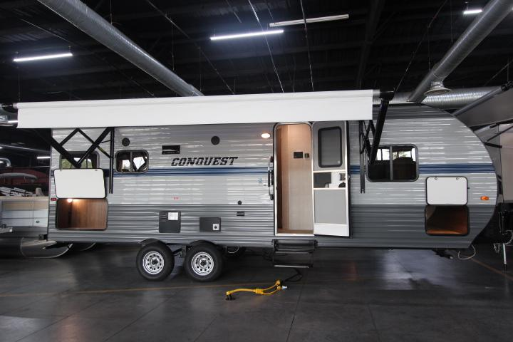 2020 Gulf Stream Coach Conquest 236RL