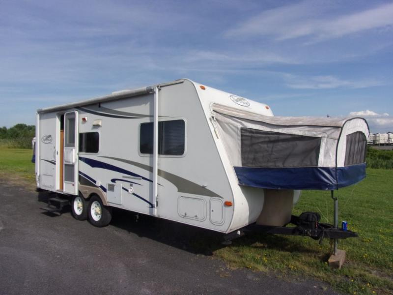 2007 Trail Lite By R Vision Trail Cruiser 23SB