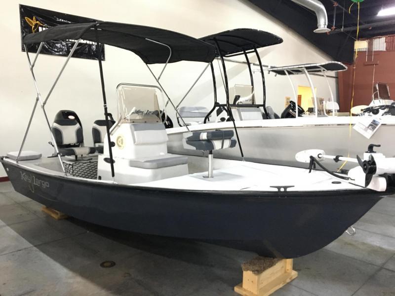 2018 Caravelle Boat Group Key Largo 161 FLAT LTD