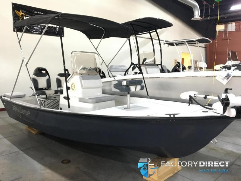 2018 Caravelle Boat Group Key Largo 161 FLAT LTD