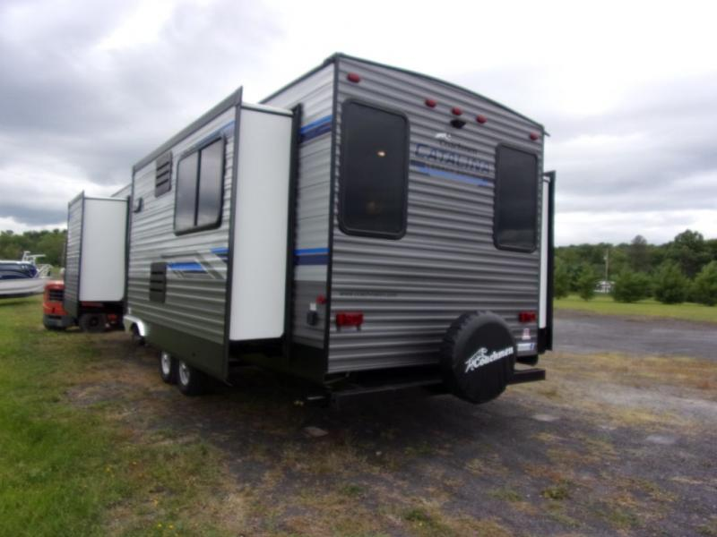 2020 Coachmen By Forest River Catalina 333RETS