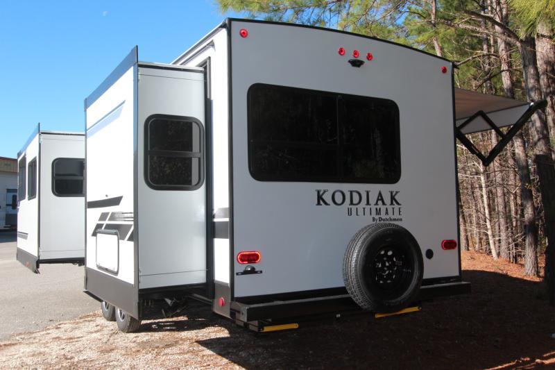 2020 Dutchmen Manufacturing Kodiak 2921FKDS