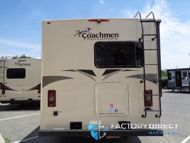 2020 Coachmen By Forest River Freelander 21QBC