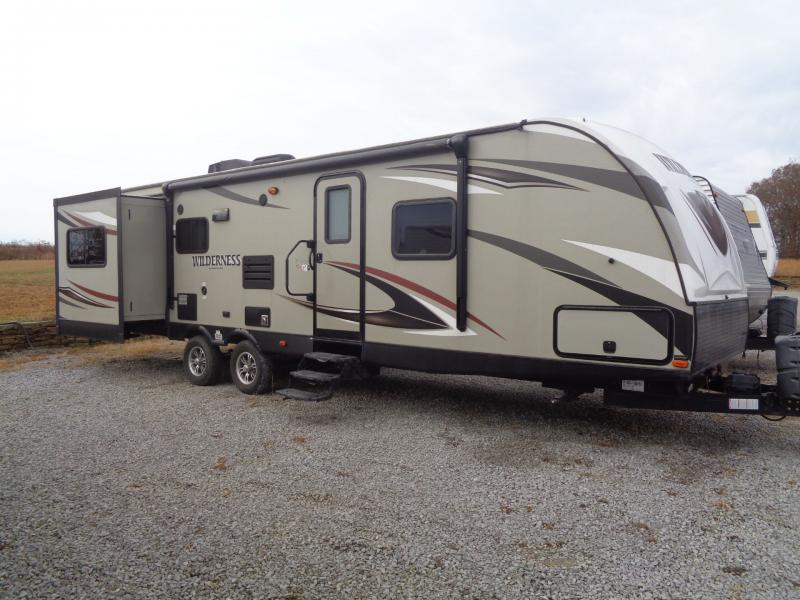 2016  Wilderness 3175RE