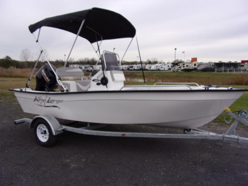 2020 Caravelle Boat Group Key Largo 160CC