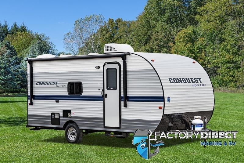 2021 Gulf Stream Coach Conquest 198BH