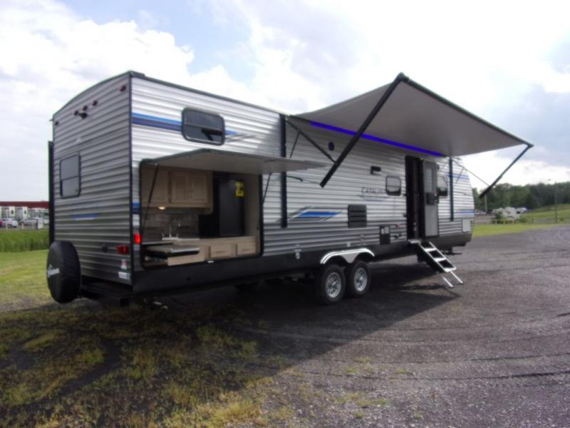 2021 Coachmen By Forest River Catalina 343BHTS