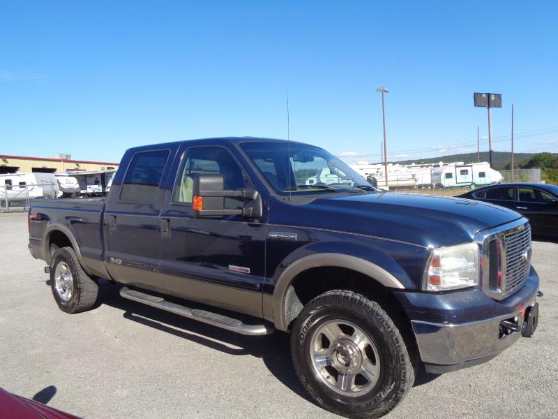 2007 Ford Ford F250 CREW CAB