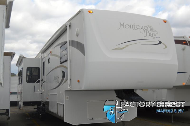 2008 Kz Montego Bay M-36IKB3