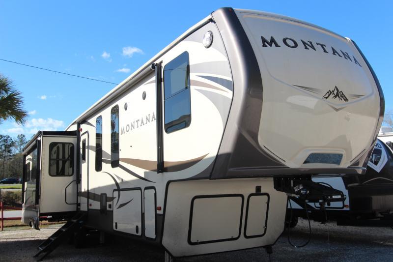 2018  Montana 3980BR