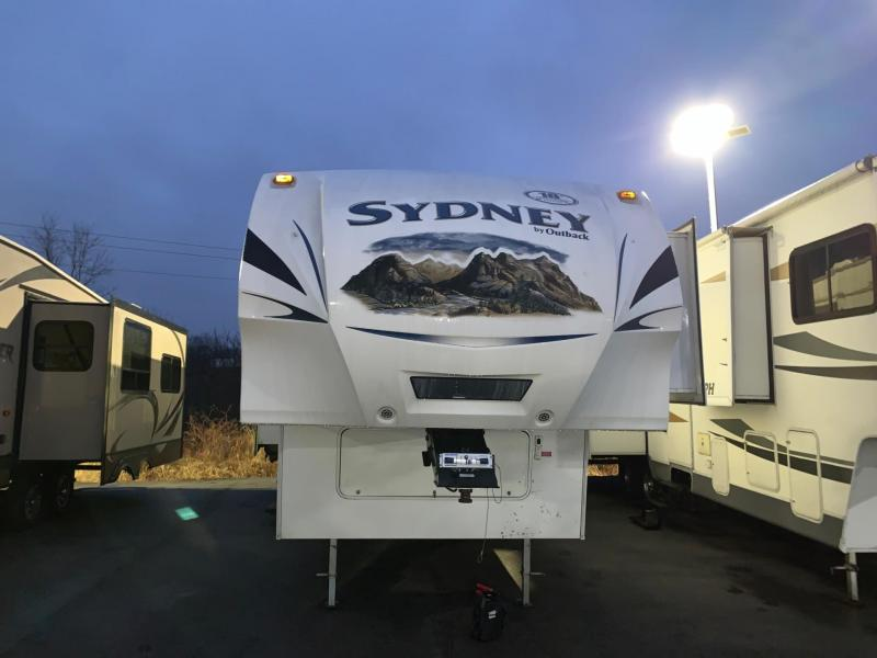 2011 Keystone Rv Company Outback 330FRL