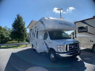 2018 Thor Freedom Elite 22EF