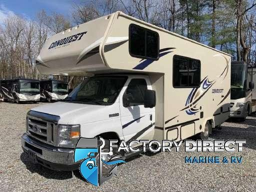 2020 Gulf Stream Coach Conquest 6280LE