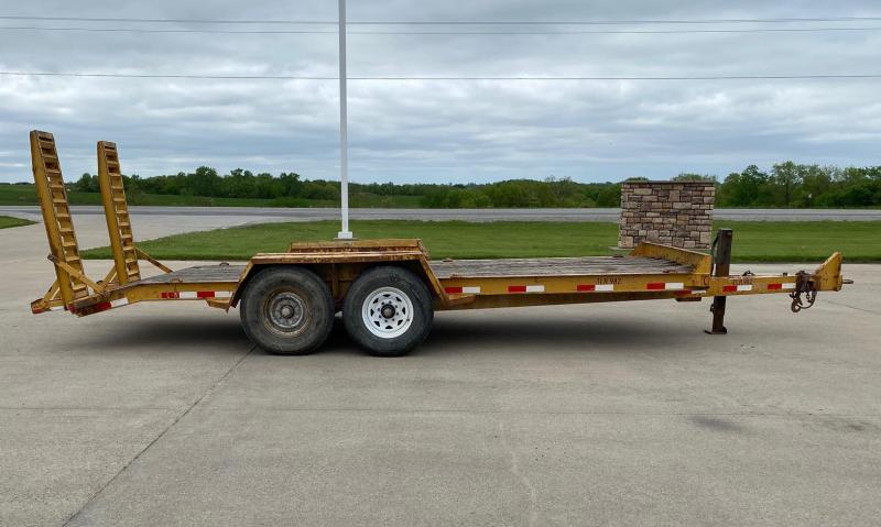 2005 RediHaul Trailers 16' Equipment Trailer