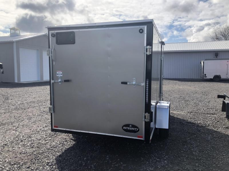 ITT Cargo 6x12 EB enclosed trailer