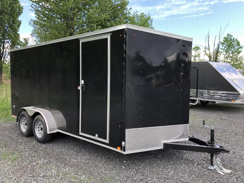 Look 716dLX cargo trailer