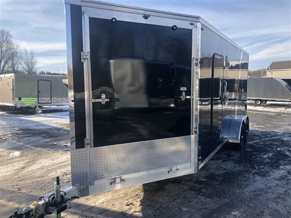 2020 Legend Explorer 3 Place 7 X 23 Inline Snowmobile Trailer