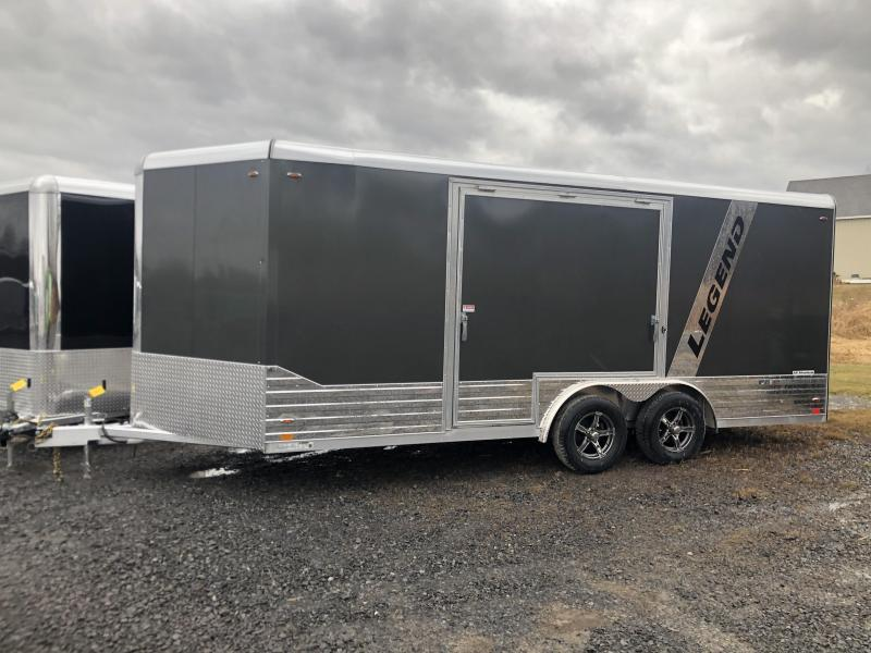 2020 Legend 8 x 21 Deluxe Car Hauler