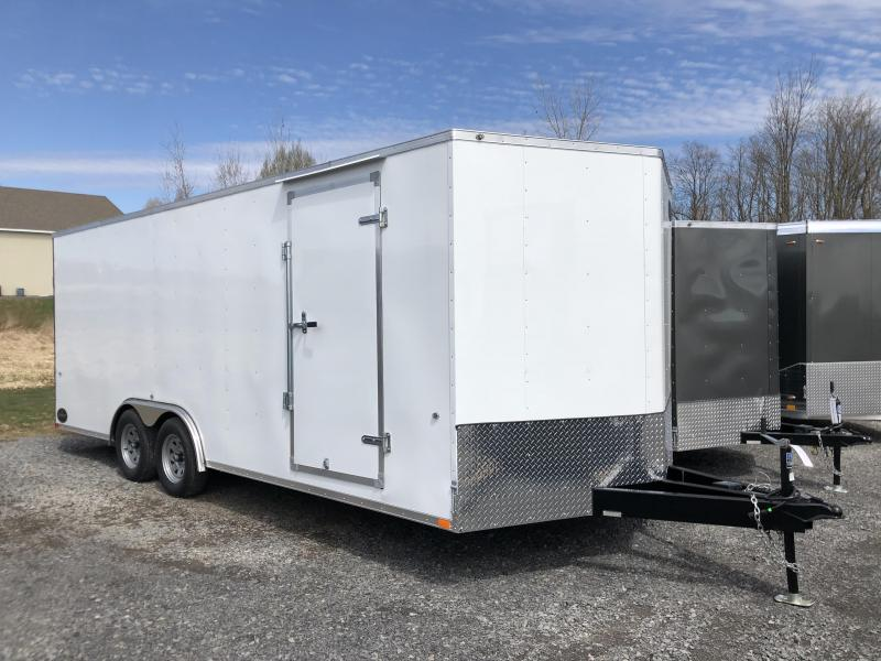 ITI Cargo 8x20EB enclosed trailer